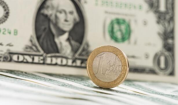Euro Coin Dollar Note