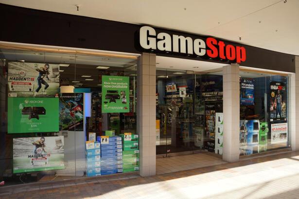Gamestop GME