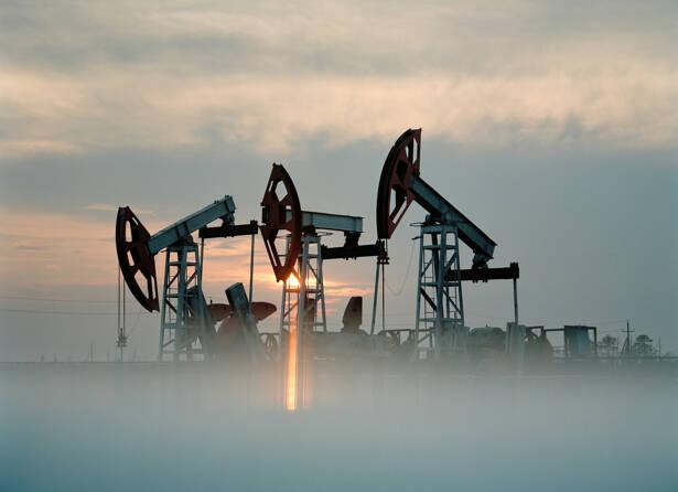 Brent and WTI Crude Oil