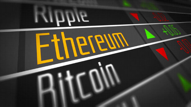 Ethereum Crypto Currency Market