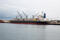 Container cargo ship