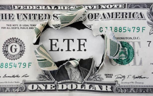 ETF investment money