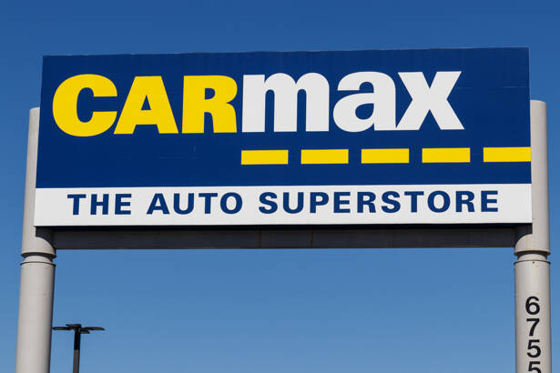 Las Vegas - Circa June 2019: CarMax Auto Dealership. CarMax is the largest used and pre-owned car retailer in the US III