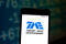 August 15, 2019, Brazil. In this photo illustration the Tencent Music Entertainment logo is displayed on a smartphone.