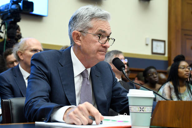 Fed's Powell and US Dollar