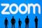 Illustration picture of Zoom logo