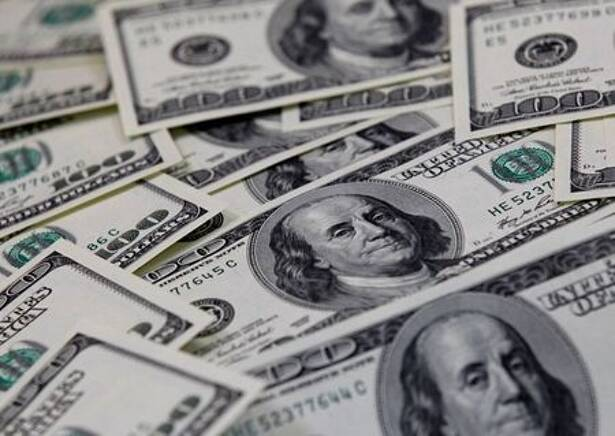 FILE PHOTO: U.S. one hundred dollar notes are seen in this picture illustration