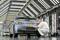 Media tour through Volkswagen ID 3 production line