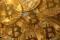 Representations of virtual currency bitcoin are seen through