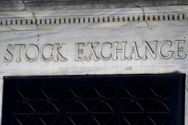 The New York Stock Exchange is pictured in New York