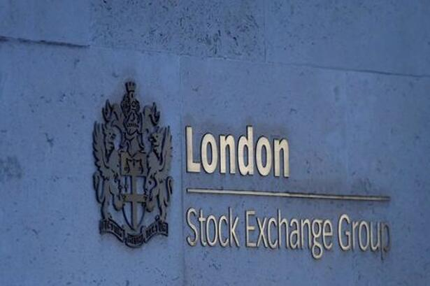 The London Stock Exchange Group offices are seen