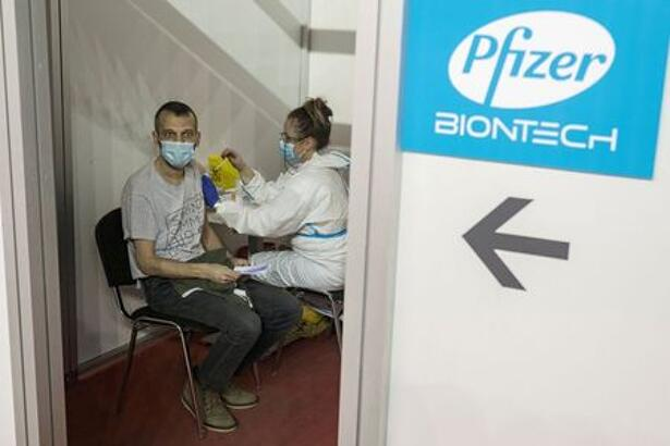 Serbia continues mass vaccination of its citizens against