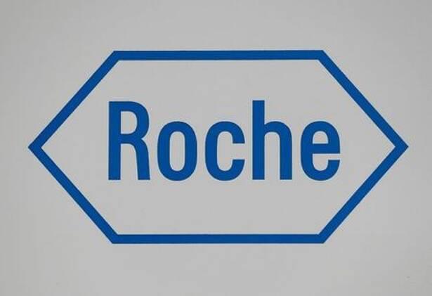 A sign at a diagnostics site for Swiss