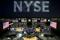 FILE PHOTO: The floor of the the New York Stock Exchange (NYSE) is seen after the close of trading in New York