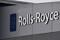 FILE PHOTO: A Rolls-Royce logo is seen at the company's