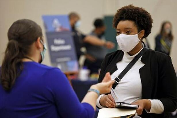 FILE PHOTO: Job fair at Hembree Park in Roswell