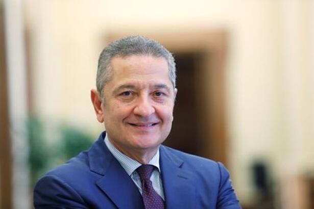 Senior Deputy Governor of the Bank of Italy, Fabio Panetta