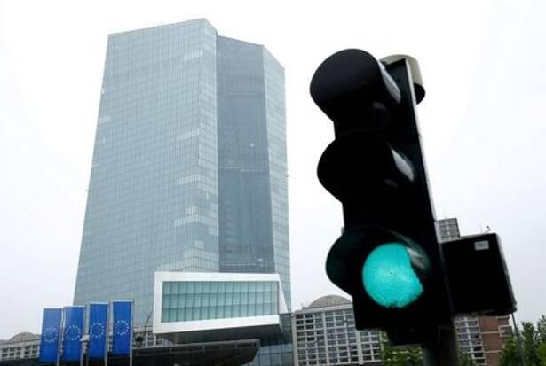 FILE PHOTO: FILE PHOTO: ECB headquarters in Frankfurt