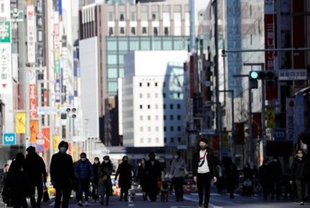 FILE PHOTO: Coronavirus disease pandemic in Tokyo