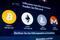 暗号資産イーサが4000ドル突破、ビットコインは3週間ぶり高値