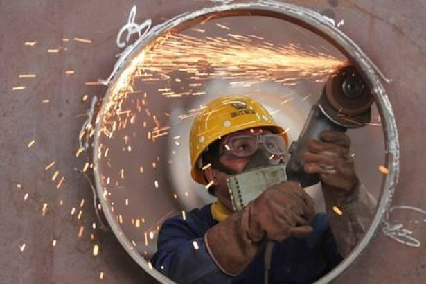 中国工業部門企業利益、5月は前年比36.4%増に鈍化 原材料高で