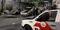 Viaturas da Polícia Militar em Sao Paulo