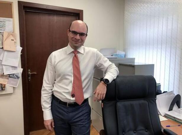 Director of the Russian Central Bank's Monetary Policy Department Zabotkin