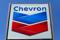 FILE PHOTO: A Chevron gas station sign is seen in
