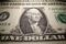 FILE PHOTO: A U.S. dollar banknote is seen in this