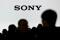 FILE PHOTO: The logo of Sony Corp is seen at