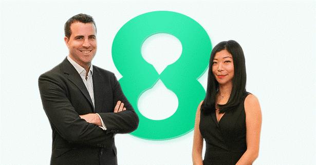 Joel Murphy and Nadia Feng – Gestión de EightCap