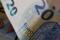 FOTO DE ARCHIVO: Billetes de 20 euros