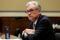 El presidente de la Reserva Federal de los Estados Unidos, Jerome Powell, en Washington D. C.