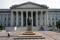 FOTO DE ARCHIVO. La sede del Departamento del Tesoro de Estados Unidos en Washington
