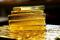 Imagen de archivo de lingotes de oro en la planta Oegussa de Viena, Austria.