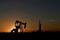Foto de archivo de una instalación petrolera en Midland, Texas