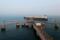 FOTO DE ARCHIVO: Un buque de transporte de GNL sale de puerto tras descargar en Dalian