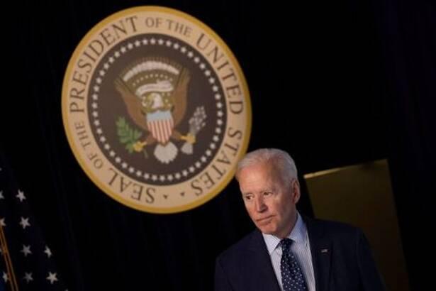 FOTO DE ARCHIVO: El presidente de Estados Unidos, Joe Biden, en la Casa Blanca en Washington D. C., EEUU, el 2 de junio de 2021. REUTERS/Carlos Barria
