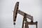 Imagen de archivo de un balancín operando en el área de producción de petróleo y gas natural de la Cuenca Pérmica cerca de Odessa, Texas