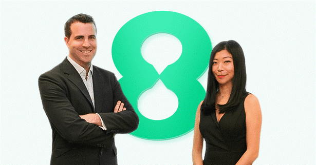 Joel Murphy and Nadia Feng – Gestione di EightCap