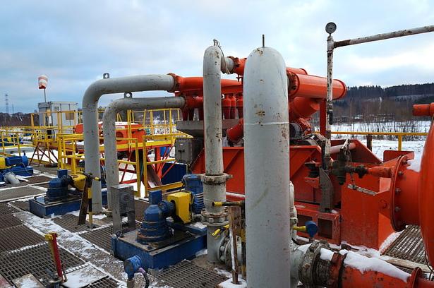 gas naturale petrolio greggio