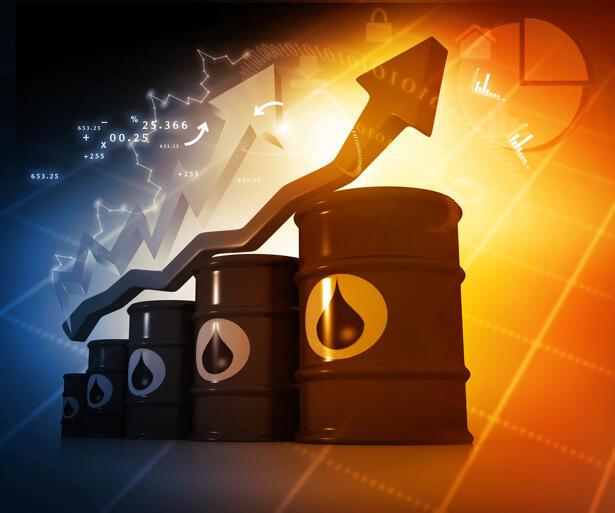 Petrolio greggio gas naturale oro