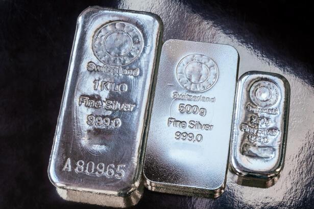 prezzi dell'argento