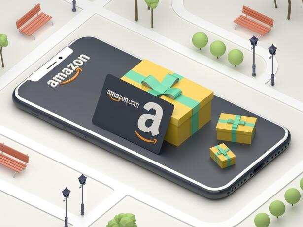 Amazon, mastercard