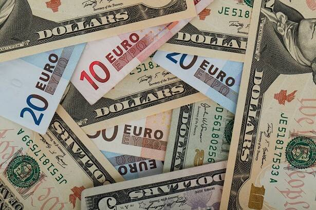 Cambio EUR/USD euro dollaro
