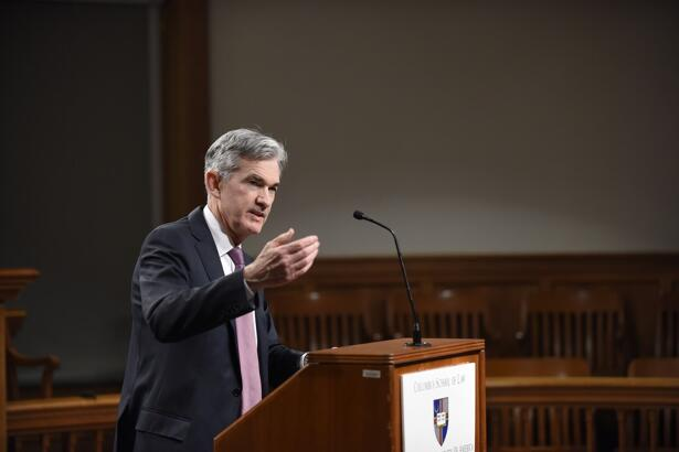 Fed Mercati Jerome Powell