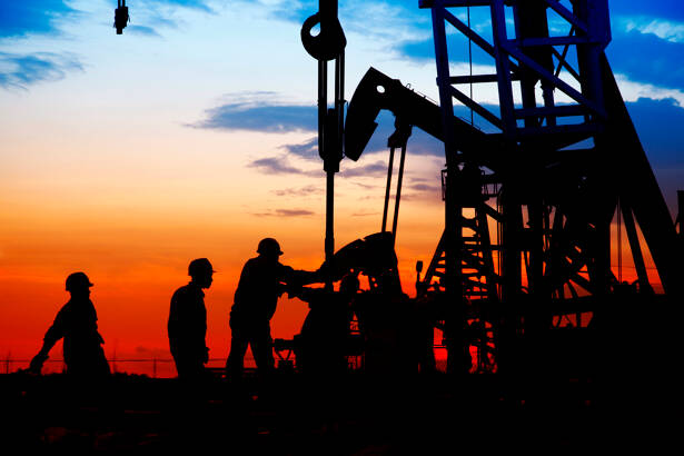 greggio brent Petrolio gas naturale