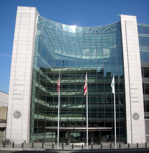 U.S. SEC, Securities and exchange commission