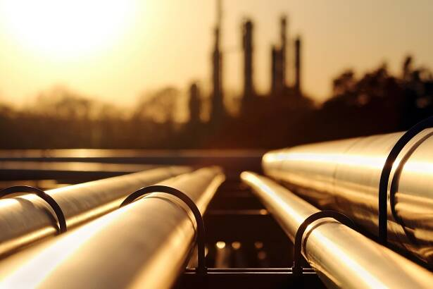 Oil pipes