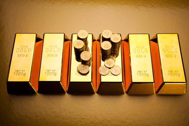 تداول الذهب اليوم